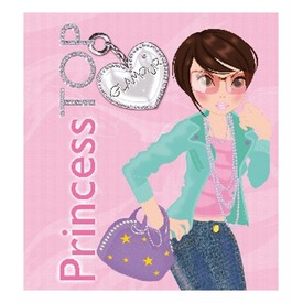 Princess TOP - Glamour (pink)