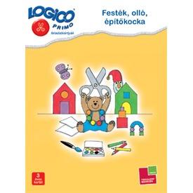 Logico Primo Festék, olló Itt egy ajánlat található, a bővebben gombra kattintva, további információkat talál a termékről.