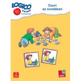Logico Primo Csuri az óvodában Itt egy ajánlat található, a bővebben gombra kattintva, további információkat talál a termékről.