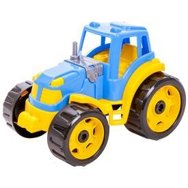 Műanyag színes traktor - többféle Itt egy ajánlat található, a bővebben gombra kattintva, további információkat talál a termékről.