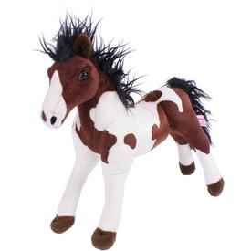 Plüss ló - közepes