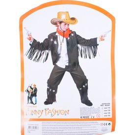 Cowboy jelmez - 128-as méret