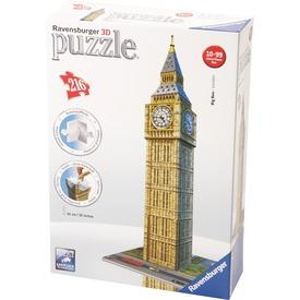 Big Ben 216 darabos 3D puzzle Itt egy ajánlat található, a bővebben gombra kattintva, további információkat talál a termékről.