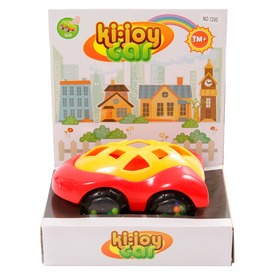 Készségfejlesztő bébi sportautó - piros-sárga, 15 cm Itt egy ajánlat található, a bővebben gombra kattintva, további információkat talál a termékről.