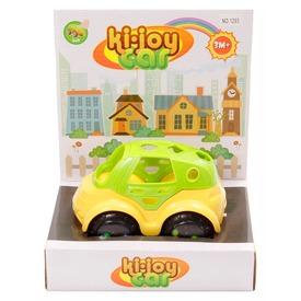 Készségfejlesztő bébi autó - sárga-zöld, 14 cm Itt egy ajánlat található, a bővebben gombra kattintva, további információkat talál a termékről.