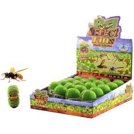 3D puzzle rovarok - többféle