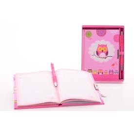 Napló és toll lányoknak Itt egy ajánlat található, a bővebben gombra kattintva, további információkat talál a termékről.