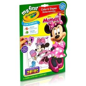 Crayola: Minnie egér színező és foglalkoztató Itt egy ajánlat található, a bővebben gombra kattintva, további információkat talál a termékről.