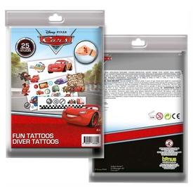 Tetováló matrica Cars Itt egy ajánlat található, a bővebben gombra kattintva, további információkat talál a termékről.