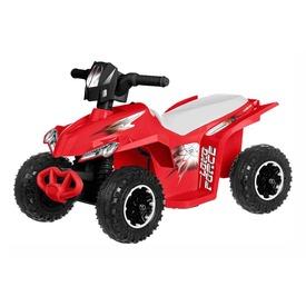 Elektromos quad - 6V, piros Itt egy ajánlat található, a bővebben gombra kattintva, további információkat talál a termékről.