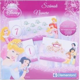 Clementoni: Disney Hercegnők számok oktatójáték Itt egy ajánlat található, a bővebben gombra kattintva, további információkat talál a termékről.