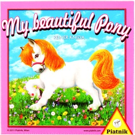 My Beautiful Pony társasjáték