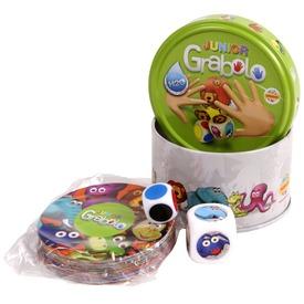 STRAGOO, GRABOLO JUNIOR családi társasjáték Itt egy ajánlat található, a bővebben gombra kattintva, további információkat talál a termékről.