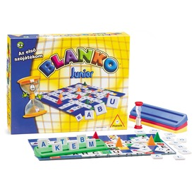 Blanko Junior társasjáték Itt egy ajánlat található, a bővebben gombra kattintva, további információkat talál a termékről.