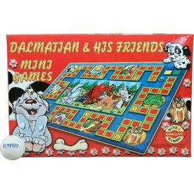 Dalmata kutyus és barátai társasjáték