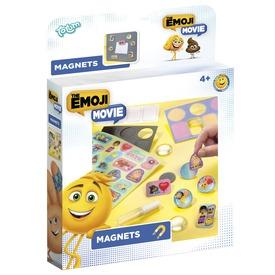 Emoji hűtőmágnes készítő készlet