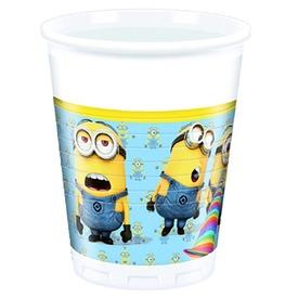 Minion műanyag pohár 200 ml 8 db /cs P Itt egy ajánlat található, a bővebben gombra kattintva, további információkat talál a termékről.