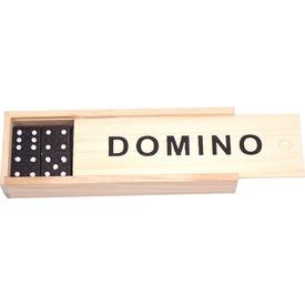 Fa dominó készlet dobozban - kicsi Itt egy ajánlat található, a bővebben gombra kattintva, további információkat talál a termékről.