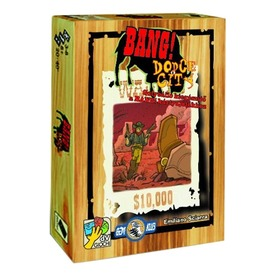 Bang Dodge City társasjáték - új kiadás Itt egy ajánlat található, a bővebben gombra kattintva, további információkat talál a termékről.