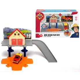 Sam a tűzoltó Mini tűzoltó állomás Itt egy ajánlat található, a bővebben gombra kattintva, további információkat talál a termékről.