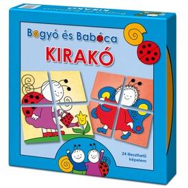 Bogyó és Babóca Kirakó, Fejlesztő játék  Itt egy ajánlat található, a bővebben gombra kattintva, további információkat talál a termékről.