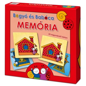 Bogyó és Babóca Memória, fejlesztő játék  Itt egy ajánlat található, a bővebben gombra kattintva, további információkat talál a termékről.