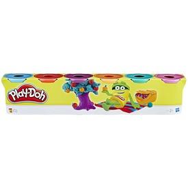 Play-Doh gyurma 6 db-os csomag világos színekkel Itt egy ajánlat található, a bővebben gombra kattintva, további információkat talál a termékről.