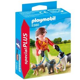 Playmobil Kutyasétáltatás 5380