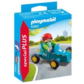 Playmobil Ötös számú versenyautó 5382