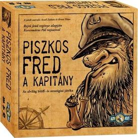 Piszkos Fred a kapitány társasjáték Itt egy ajánlat található, a bővebben gombra kattintva, további információkat talál a termékről.