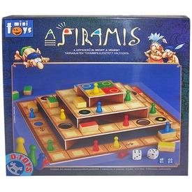 Piramis 3D Ki nevet a végén? Itt egy ajánlat található, a bővebben gombra kattintva, további információkat talál a termékről.
