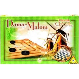 Dáma és malom klasszikus társasjáték Itt egy ajánlat található, a bővebben gombra kattintva, további információkat talál a termékről.