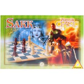 Sakk klasszikus társasjáték Itt egy ajánlat található, a bővebben gombra kattintva, további információkat talál a termékről.