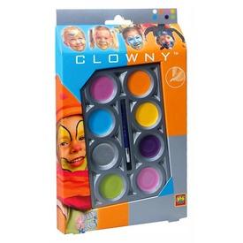 Clowny - arcfestő ceruzák 8db trendy Itt egy ajánlat található, a bővebben gombra kattintva, további információkat talál a termékről.