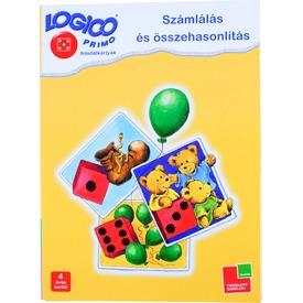 LOGICO Primo 3224 - Számlálás és összehasonlítás Itt egy ajánlat található, a bővebben gombra kattintva, további információkat talál a termékről.