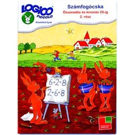 Logico Piccolo Számfogócska 2. rész Itt egy ajánlat található, a bővebben gombra kattintva, további információkat talál a termékről.