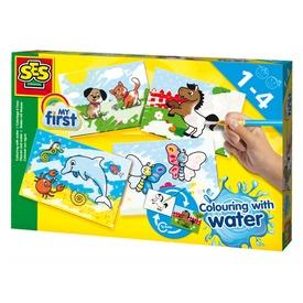 SES első vizes színezőm Itt egy ajánlat található, a bővebben gombra kattintva, további információkat talál a termékről.