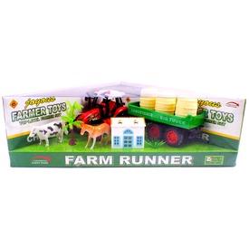 Farm készlet traktorral - többféle Itt egy ajánlat található, a bővebben gombra kattintva, további információkat talál a termékről.