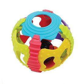 Csörgő labda bébijáték Itt egy ajánlat található, a bővebben gombra kattintva, további információkat talál a termékről.