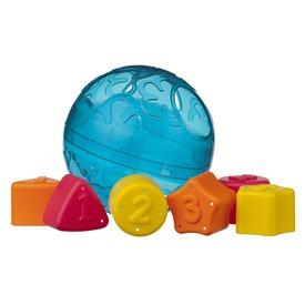 Formaválogató labda - kék