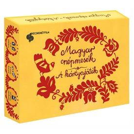 Magyar népmesék - A kártyajáték Itt egy ajánlat található, a bővebben gombra kattintva, további információkat talál a termékről.