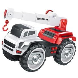 Lendkerekes teherautó, zenél, világít, 37x14, 5x22, 5 cm Itt egy ajánlat található, a bővebben gombra kattintva, további információkat talál a termékről.