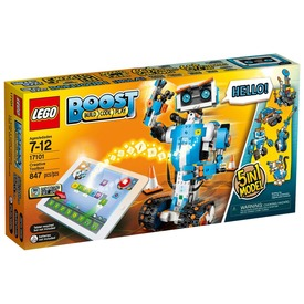 LEGO Boost Kreatív robotok 17101 Itt egy ajánlat található, a bővebben gombra kattintva, további információkat talál a termékről.