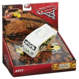 Verdák 3 Crazy 8 deluxe autó - 14 cm, többféle