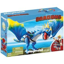 Playmobil Astrid és Viharzó 9247