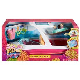 Barbie: Delfin varázs kalandhajó - 40 cm Itt egy ajánlat található, a bővebben gombra kattintva, további információkat talál a termékről.