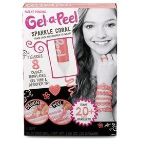 GEL-A-PEEL kezdő szett-csillámló korall  Itt egy ajánlat található, a bővebben gombra kattintva, további információkat talál a termékről.