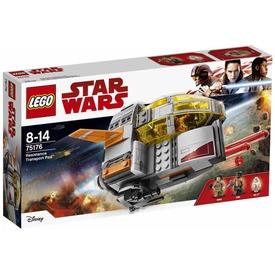 LEGO Star Wars Ellenállás szállító 75176 Itt egy ajánlat található, a bővebben gombra kattintva, további információkat talál a termékről.