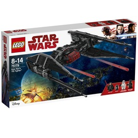 LEGO® Star Wars Kylo Ren TIE Fighter 75179