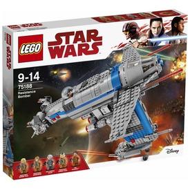 LEGO Star Wars Ellenállás bombázó 75188 Itt egy ajánlat található, a bővebben gombra kattintva, további információkat talál a termékről.